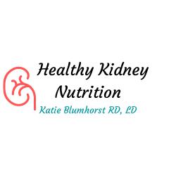 Healthy Kidney Nutrition Logo